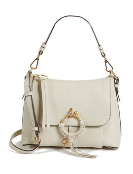 small-joan-leather-shoulder-bag by see-by-chloÉ