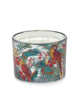 butterfly-home-by-matthew-williamson---multi-coloured-tropical-pineapple-and-coconut-scented-candle by butterfly-home-by-matthew-williamson