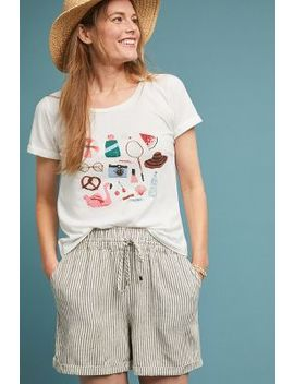beachtime-graphic-tee by postmark