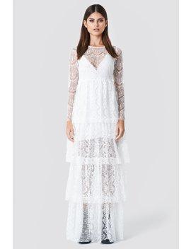 long-sleeve-lace-dress by sahara-ray-x-na-kd