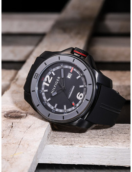 tommy-hilfiger-men-black-analogue-watch-nth1791114 by tommy-hilfiger
