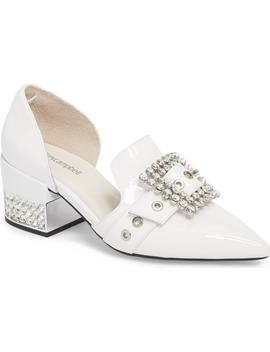 zofia-jeweled-heel-pump by jeffrey-campbell