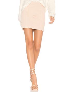 modern-femme-denim-mini-skirt by free-people