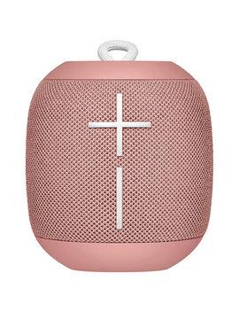ultimate-ears-wonderboom-waterproof-bluetooth-wireless-speaker---pink by ultimate-ears