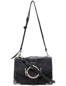 cahier-monkey-buckle-shoulder-bag by prada