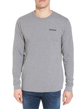 responsibili-tee-long-sleeve-t-shirt by patagonia