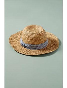 yuliya-straw-hat by anthropologie