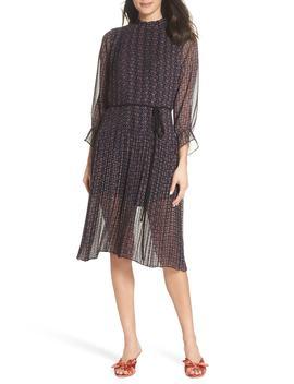 chiffon-peasant-dress by sam-edelman