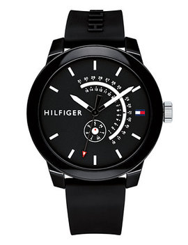 mens-black-silicone-strap-watch-44mm-created-for-macys by tommy-hilfiger