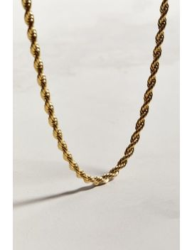 king-ice-14k-gold-rope-chain-necklace by king-ice