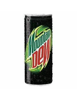mountain-dew-soft-drink-can,-250ml by pepsi
