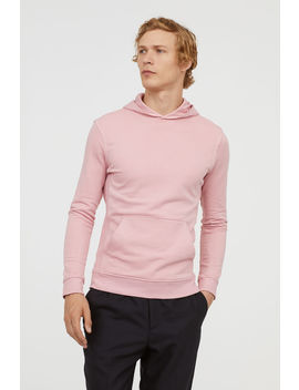Hooded Top Slim Fit by H&M