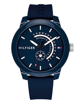 mens-navy-silicone-strap-watch-44mm-created-for-macys by tommy-hilfiger