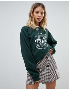 daisy-street-atlanta-sweatshirt by daisy-street