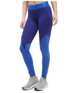 adidas-climacool-logo-long-tights by adidas