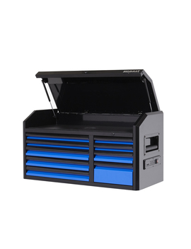 kobalt-3000-41-in-w-x-225-in-h-9-drawer-ball-bearing-steel-tool-chest-(black) by lowes