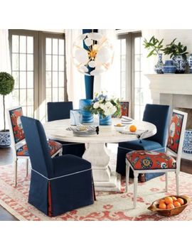 andrews-pedestal-dining-table by ballard-designs