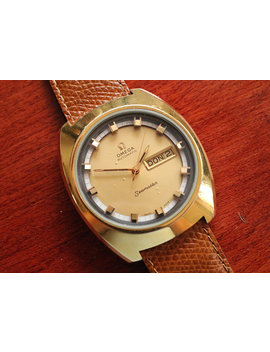 omega---vintage-omega-seamaster-automatic---oversize-mens-watch---ref-166111---cal-752 by etsy