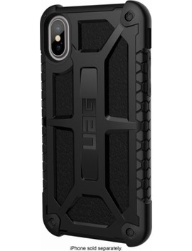 monarch-series-case-for-apple®-iphone®-x---black by urban-armor-gear