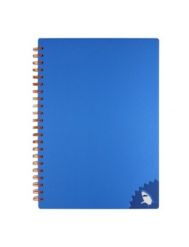 fintastic-a4-lined-notebook by paperchase