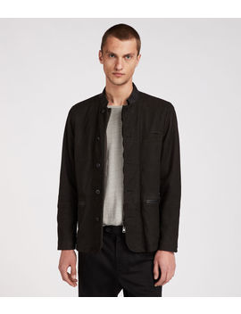 headen-leather-blazer by allsaints