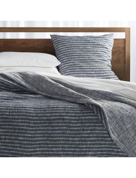 Zoli Muslin Quilts And Euro Sham by Crate&Barrel