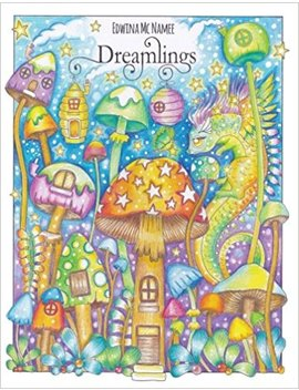 dreamlings:-a-magical-coloring-book by amazon