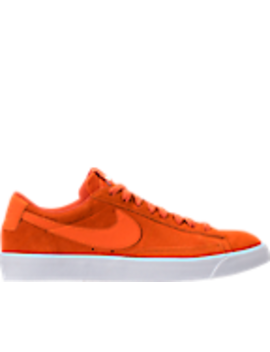 Men's Nike Blazer Low Suede Casual Shoes by Nike