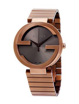 gucci-womens-interlocking-xl-watch by gucci