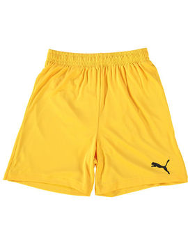 Yellow Dry Cell Shorts by Puma