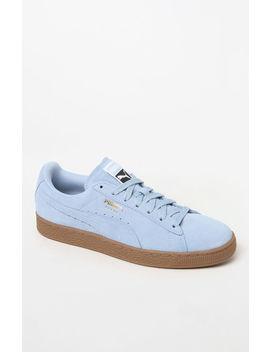 suede-classic-gum-blue-shoes by puma