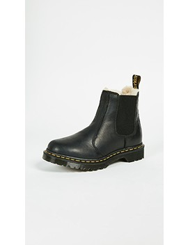 leonore-sherpa-chelsea-boots by dr-martens