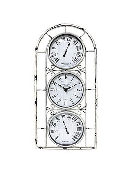 firstime-window-station-outdoor-wall-clock by firstime