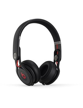 beats-mixr-wired-on-ear-headphone---black by beats