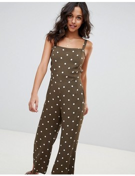 faithfull-playa-jumpsuit-in-polka-dot by faithfull