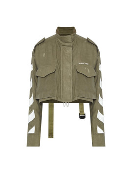 diagonal-crop-jacket by off-white