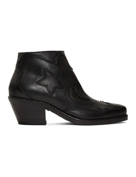 black-solstice-ankle-boots by mcq-alexander-mcqueen