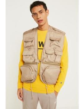 urban-renewal-vintage-surplus-sand-utility-vest by urban-renewal-vintage
