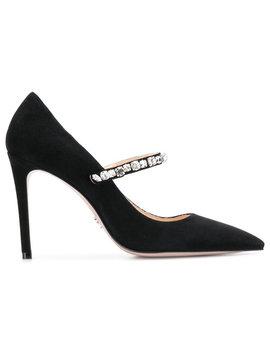 crystal-embellished-high-heel-pumps by prada