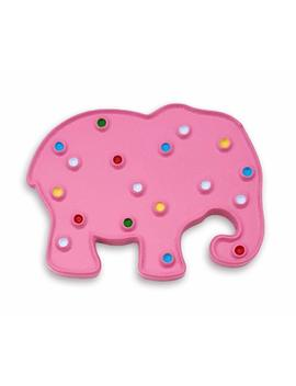 pinsanity-pink-animal-cookie-enamel-lapel-pin by pinsanity