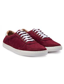 de-scalzo-calual-day-off-leather-sneakers by de-scalzo