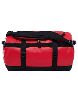 The North Face Base Camp Duffle Bag, Small, Red by The North Face