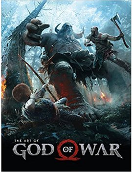 the-art-of-god-of-war by amazon