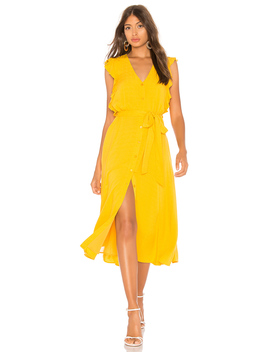 button-down-midi-dress by 1-state
