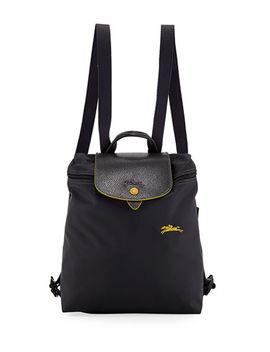 le-pliage-club-nylon-backpack by longchamp