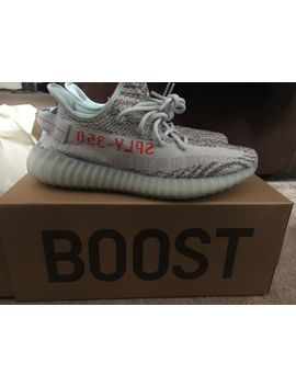 yeezy-boost-350-v2-blue-tint-size-85-authentic by ebay-seller