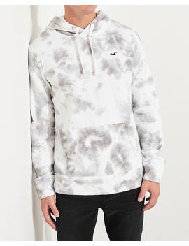 Tie Dye Icon Hoodie by Hollister