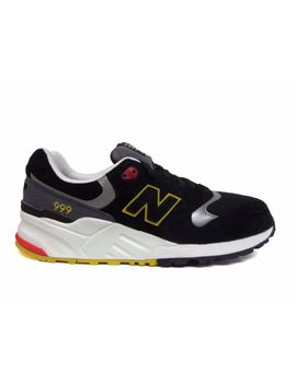 New Balance Men's Pinball Pack 999 Elite Edition Running Shoes Black Ml999 Pb A1 by Ebay Seller