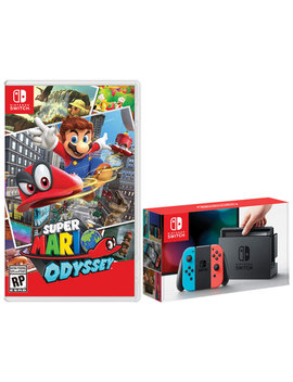 nintendo-switch-with-neon-red_blue-joy-con-&-super-mario-odyssey by best-buy