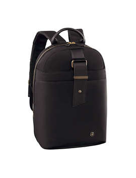 "Wenger Alexa 16"" Laptop Backpack With Tablet Pocket, Black by Wenger"
